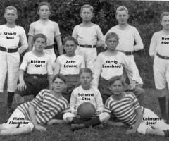 BSC/TV Fussballjugend um 1919