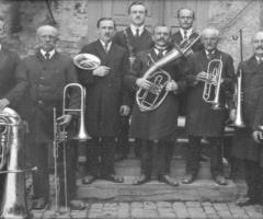Kapelle Kolb 1946