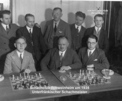 Schachklub Schachmeister Ludwig Kolb