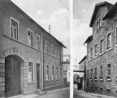 Ansichtskarte Gasthaus Alte Brauerei Rosengasse (2)