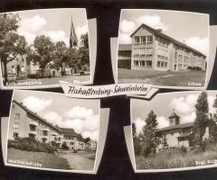 Ansichtskarte Aschaffenburg-Schweinheim