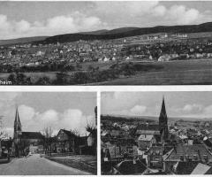 Ansichtskarte Schweinheim