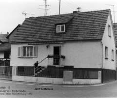 Althohlstr 11 Kolb Wadel 1983
