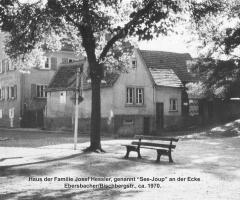 Bischbergstr Ebersbacher Str Josef Hessler