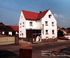 Ebersbacher Str 2 Raiffeisenbank 1982
