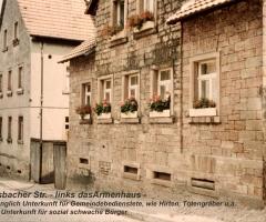 Ebersbacher Str Armenhaus