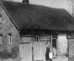 Ebersbacher Str Haus J Vorbeck 1935