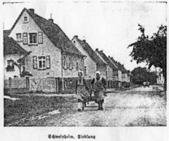 Ebersbacherstr Siedlung 1939