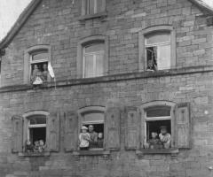 Marienstr 8 Familie Staudt 1925