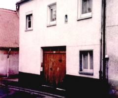 Rosenstr 11 Hock Winter 1983