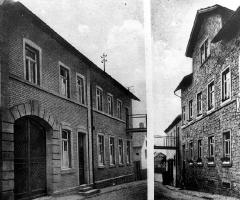 Rosenstr Brauerei mit Gasthaus