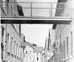 Rosenstr Strassenbild 1915