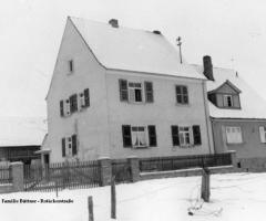Rotäckerstr - Haus Büttner Karl