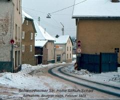 Schweinheimer Str Höhe Schuh-Schad