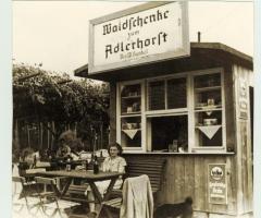 Adlerhorst am Forsthaus