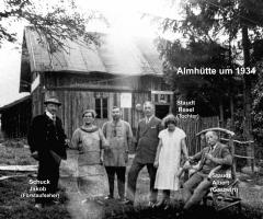Almhütte Staudt Albert, Schuck Jakob 1934
