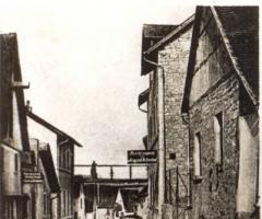 Alte Brauerei von August Schwind Rosengasse