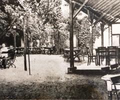 Alte Brauerei Garten Rosengasse