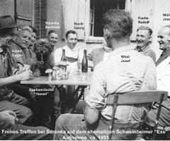 Sdrenka Exe Stammtisch 1955 (3)