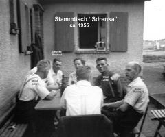 Sdrenka Exe Stammtisch 1955 (4)