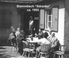 Sdrenka Exe Stammtisch 1955 (5)