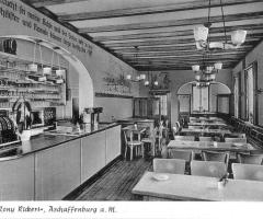 Ochsen Gasthaus u. Metzgerei Postkarte (2)